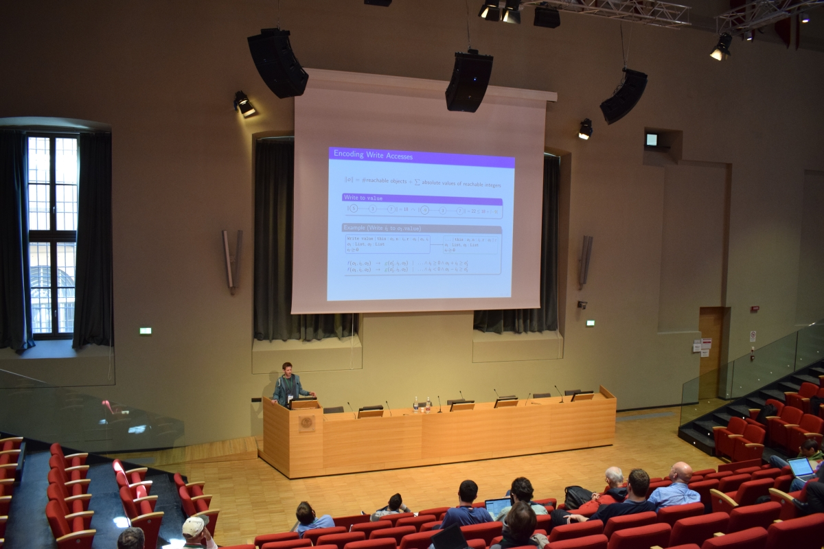 13th International Conference on integrated Formal Methods